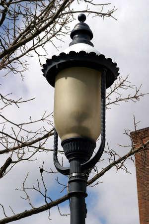 가로등 기둥 1 - 보나 파 르트 역사적 숙소, SE 아이오와