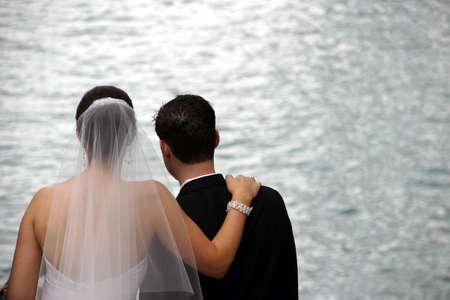 花嫁と花婿 - 新婚大きな期待