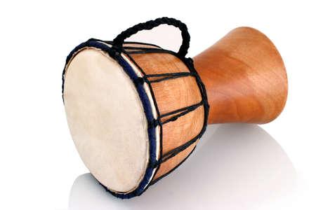 マホガニーの木製ドラムを作るファイブスターダイヤモンド ドラム - 水平プロフィール - バリ ・ ガムラン