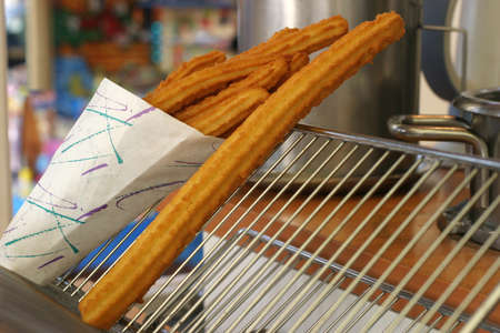 Chichis - A regional dessert delicacy from Southwestern France.