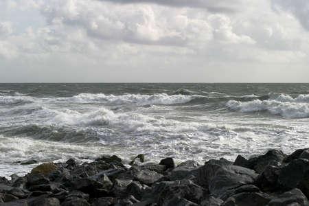 Atlantic Foreshore - French silver coastal beauty