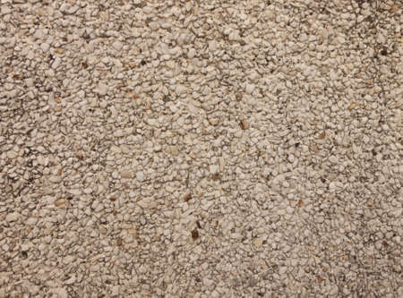 Cement gravel texture to background photo