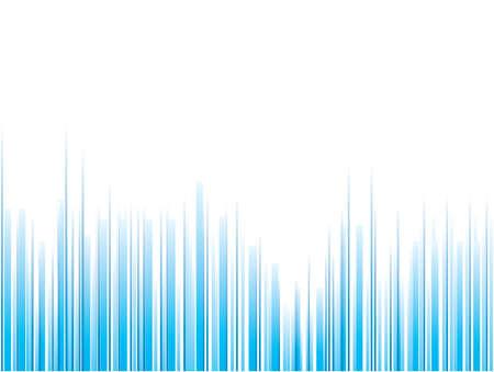 Blue background, vector illustration Stock Vector - 14866952