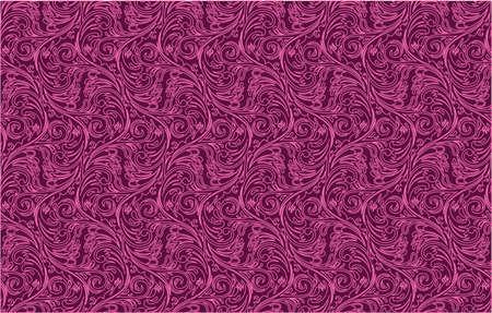 Vector illustration of Damask pattern Vector