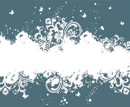 Vector illustration of Splash back Vector