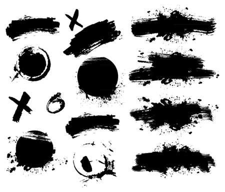 Ilustración vectorial de Splash