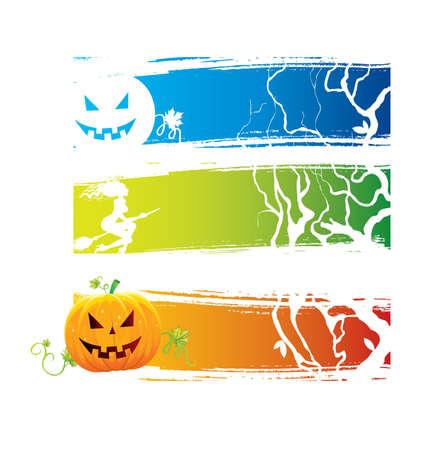 Halloween back Stock Vector - 14867471
