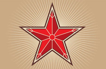 Stars for logo Vector