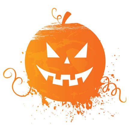 Halloween pumpkin Stock Vector - 14867298