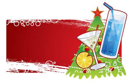 christmas deco: Christmas banner