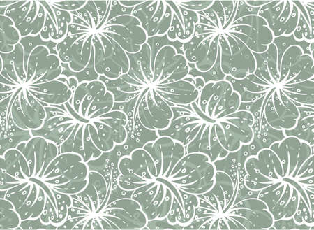 Vector illustration of Floral pattern Vector
