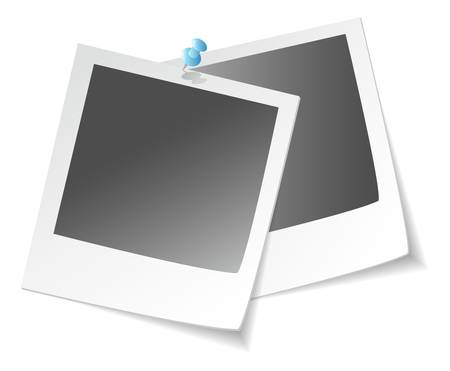 tacks: Photo frame