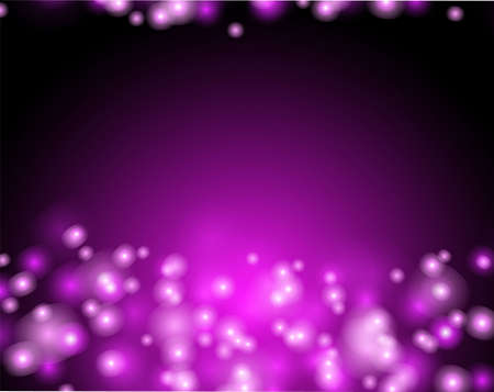 illustration of Abstract pink glow back Vector