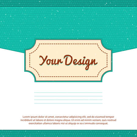 illustration of Your design