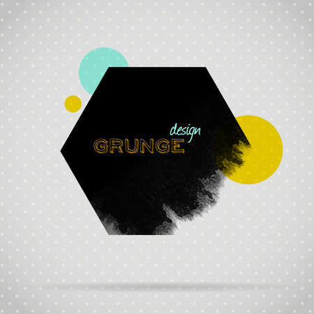 Vector illustration of Grunge background Vector