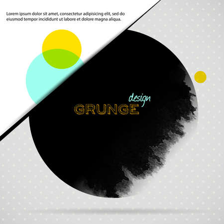 Vector illustration of Grunge background Stock Vector - 22562281