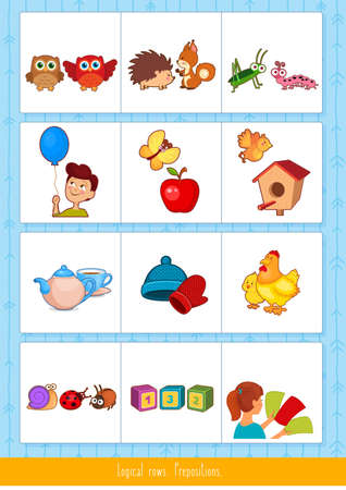 Educational children game
