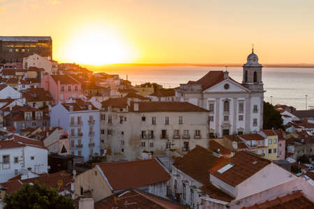 The city of Lisbon is located in front of the ocean. Its picturesque neighborhoods, Alfama, Bairro Alto, Chiado, Rossio, Baixa and Belem, make the city.