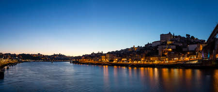 The romantic city of porto, in the north of Portugal, is one of the most visited city in Europe. Porto is famous all over the world for its amazing wine Banco de Imagens