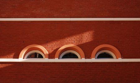 De moderne kastelen van Haverleij (Nederland) 6 Stockfoto