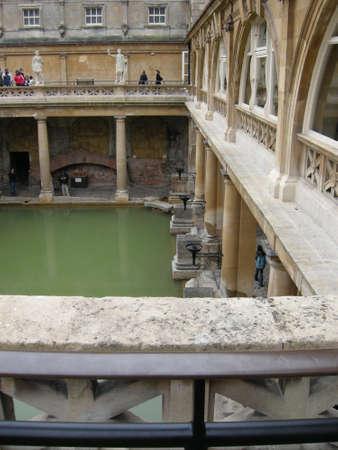 bath: Roman Bath in Bath