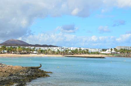 lanzarote: Costa Teguise on Lanzarote