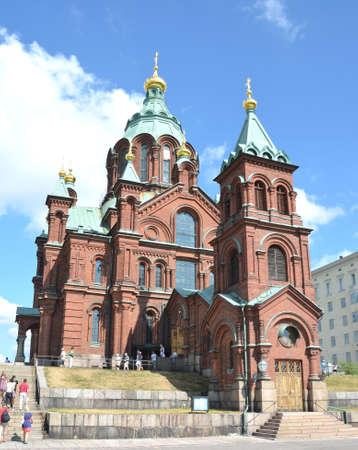 helsinki: Church in Helsinki