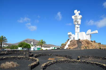 lanzarote: Monumento al Campesino in Lanzarote