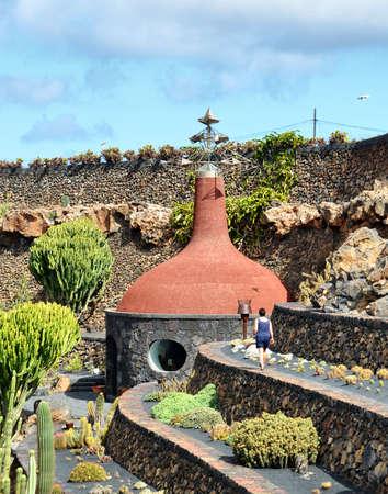 lanzarote: Jardin de Cactus in Lanzarote