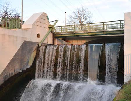 regulation: Sluice for water regulation