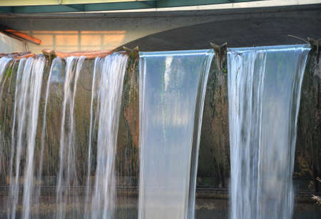 sluice: Sluice for water regulation