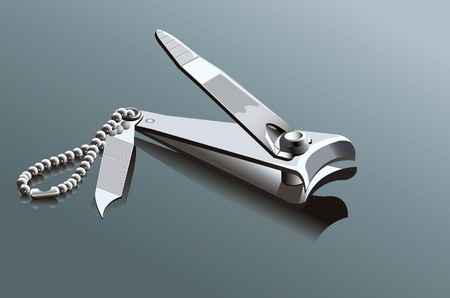 Nail Clippers Stok Fotoğraf - 9931861