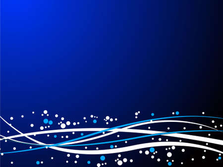 sparkling lights astract vector illustration background illustration