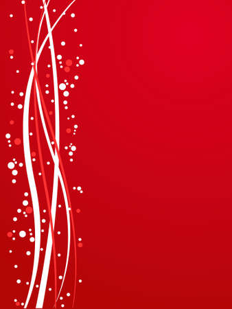 Abstract vector illustration background of sparkling star and lights  illustration