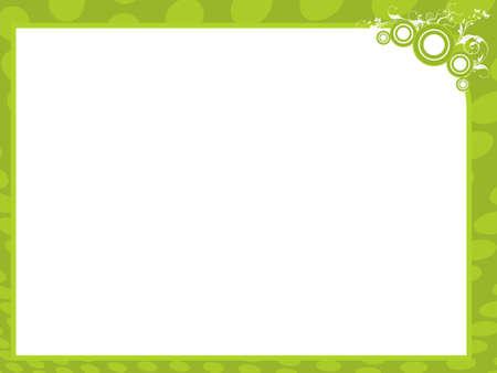 reconocimiento: Grunge vector certificado de antecedentes, ilustraci�n