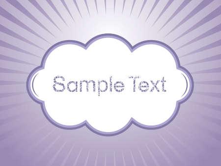 Sample Text Wallpaper Sample Text on Purple