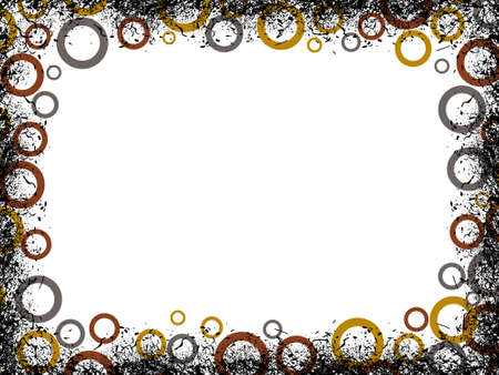 This is vector illutration of nice circle attern background photo