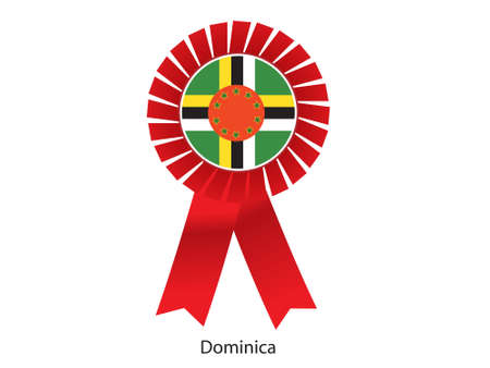 This is a vector illustration of a ribbon, incorporating your desired country flag. Enjoy! illustration