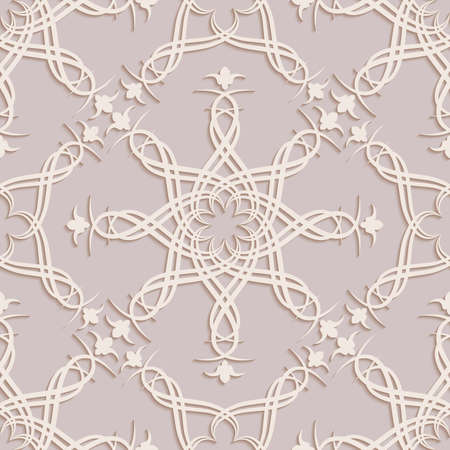western wall: Seamless wallpapers in the style of Baroque . Can be used for backgrounds and page fill web design.