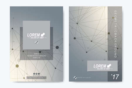 Modern Vector Template For Brochure Leaflet Flyer Advert Cover Catalog