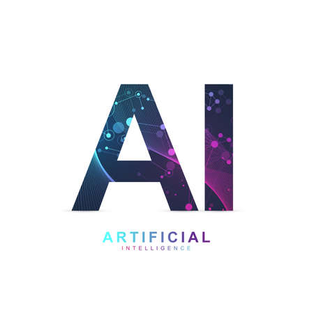 Artificial Intelligence Icon Artificial Intelligence And Machine