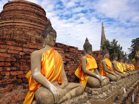 buliding: BuddhainAyutthaya6