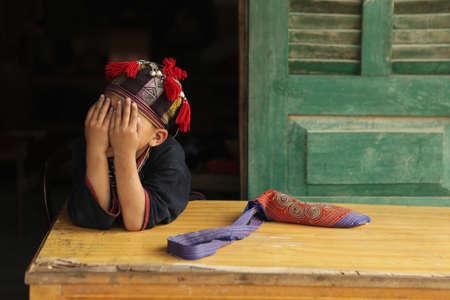 vietnam child Stock Photo - 13119224