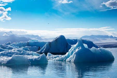 Lagoon Icebergs in Iceland