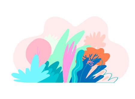Girlfriends holding hands flat vector illustration. Cheerful women holding hands cartoon characters. Best friends, lesbian couple on stroll. Strong friendship, same sex relationship design element.