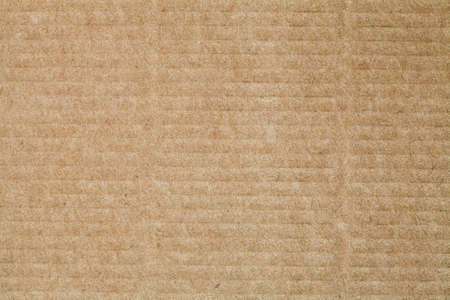 Cardboard texture background. craft paper