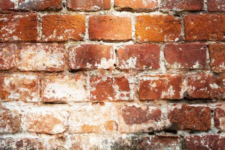paredes de ladrillos: Clásico Albañilería Foto de archivo