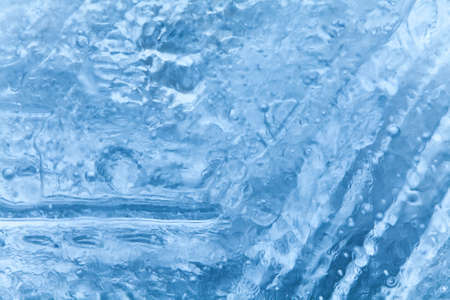 Ice backgrounds macro view. Frozen icy detailed background. soft focus