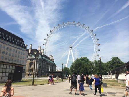 eye: London eye