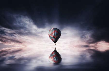 Reflection ballon
